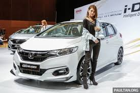 new car launches malaysia 20132017 Honda Jazz facelift launched in Malaysia  15L and Sport