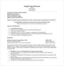 Army Resume Free Military Resume Templates Souvenirs Enfance Xyz