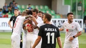 Son Dakika UEFA Avrupa Konferans Ligi Petrocub 0-1 Sivasspor  Sivas Petrocub  maçı kaç kaç bitti?