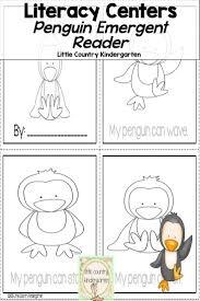 Penguin Emergent Reader Practice Reading Fluency