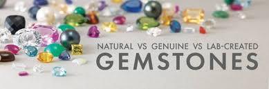 <b>Natural</b> vs Genuine vs Lab-Created Gemstones: What's the ...