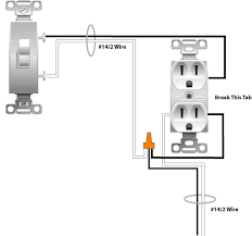 wiring diagram for switch and outlet the wiring diagram 10 images about electric electrical work home wiring diagram