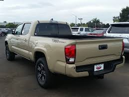2017 New Toyota Tacoma TRD Sport Double Cab 6' Bed V6 4x2 ...