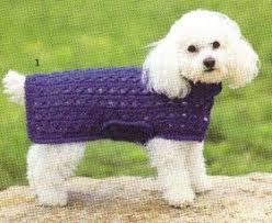 Free Crochet Dog Sweater Patterns Amazing Cross Stitch Dog Sweater Free Crochet Patterns
