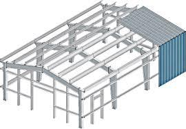 metal framing diagram. Unique Diagram SteelBuilding For Metal Framing Diagram
