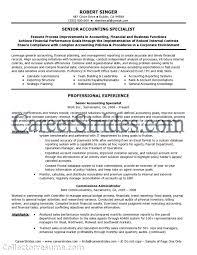 Resume Accountant Sales Accountant Lewesmr