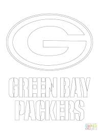 Packers Coloring Pages 2544263
