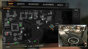 Dying Light Poisonous Herbs Dying Light Blueprint Locations Map And List View Page