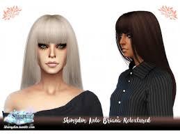 S4 Anto Briana Retexture - Naturals + Unnaturals - The Sims 4 Download -  SimsDomination