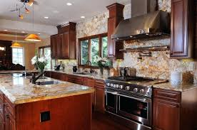 Kitchen ideas light cabinets Maple Cabinets Backsplash For Kitchens With Light Cabinets Bold Use Of Light Marble On And Entire Wall Extending Drovame Backsplash For Kitchens With Light Cabinets Drovame