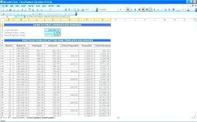 Mortgage Extra Payment Excel Mortgage Amortization Schedule With Extra Payments Balloon