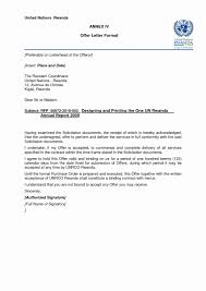 United Nations Letterheadte Free Download Cover Letter