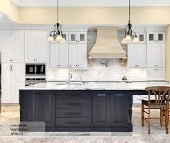 white cabinets. Fine White Traditional Kitchen With White Cabinets And A Gray Island For I