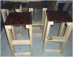 homemade bar stools pallet stools pallet design ideas homemade bar stool ideas diy wooden bar stool plans