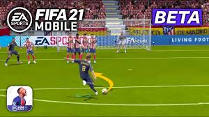FIFA 21 MOBILE - BETA GAMEPLAY LEAKS ...