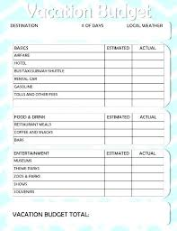 The Complete Vacation Travel Packing List Tips Printable And
