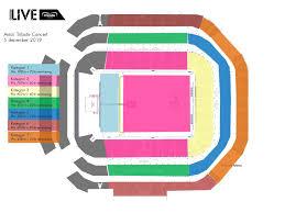 Avicii Tribute Concert Friends Arena