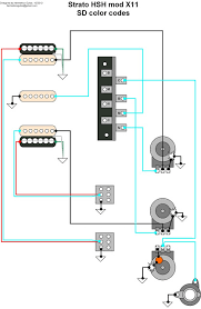 fender humbucker wiring diagram images fender american special wiring diagram hsh strato mod 01