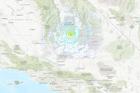 6 4 Earthquake And Dozens Of Aftershocks Rock Our Socal