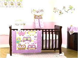 levtex bedding baby bedding owl baby crib bedding set baby night owl 5 piece crib bedding