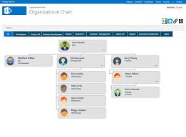 Metro Organization Chart Beyond Intranet Sharepoint Organizational Chart