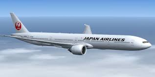 The plane, carrying 231 passengers, was forced. Japan Airlines Boeing 777 346 Er For Fsx