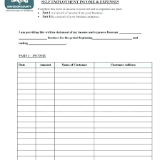 Self Employed Expenses Spreadsheet Free Business Income Worksheet Template Luxury Free Profit And