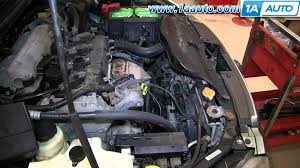 how to install replace engine water pump l nissan how to install replace engine water pump 2002 06 2 5l nissan altima