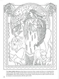 Native American Art Coloring Pages And Native Coloring Pages