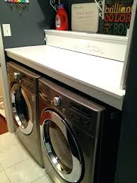 countertop dryer washer and inspirational with additional home ideas build over