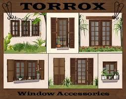 Window in spanish Everywear Me This Is Part Of The Torrox Spanishsouthwestern Build Set Windows Accessories Mod The Sims Mod The Sims Torrox Spanishsouthwestern Build Set Part Window