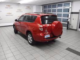 2012 Used Toyota RAV4 FWD 4dr V6 Limited at Landers Chrysler Dodge ...