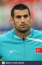 Volkan Demirel, Turkey goalkeeper Stock Photo - Alamy