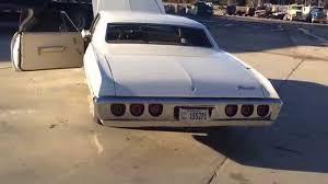 1968 Chevy Impala 2dr Custom - YouTube
