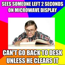 Obsessive Compulsive Office Nerd memes | quickmeme via Relatably.com