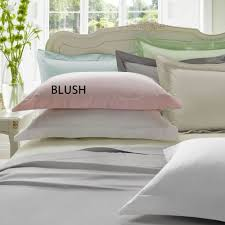 details about dorma 300 thread count sateen blush pink king flat sheet 275x275cm rrp 80