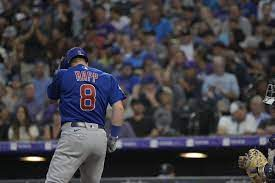 """Chicago Cubs on Twitter: """"Final ..."""
