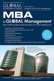 global mba executive option kean university nathan weiss  global mba executive option