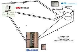 wiring diagram for gto pro gate operator aiphone intercom and aas wiring diagram for gto pro gate operator aiphone intercom and aas intercom keypad