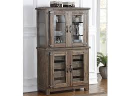rustic curio cabinet. Beautiful Rustic Tuscany Park Rustic Curio Cabinet With Built In Display Lights By New  Classic Inside Y