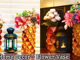 flower vase decoration ideas diy flower vase diy ideas