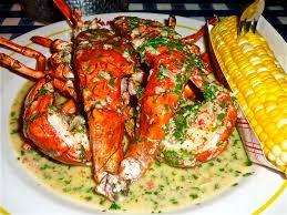 pan roasted lobster from jasper white s sumemr shack in cambridge m