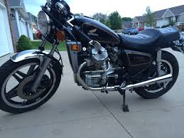 Honda Cx500 Weight Reduction