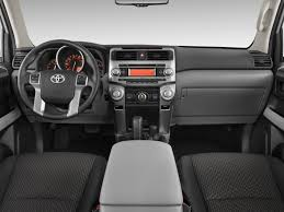 Image: 2012 Toyota 4Runner RWD 4-door V6 SR5 (Natl) Dashboard ...