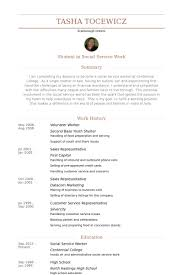 Volunteer Work On Resume Stunning 559 Volunteer Work Resume Samples VisualCV Resume Samples Database