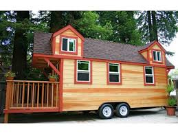 Small Picture Tiny house on wheels192 sq ft with 2 loft bedrooms Tiny