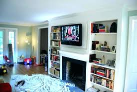 hanging tv over fireplace installing a over a fireplace for installing over fireplace plan mounting tv