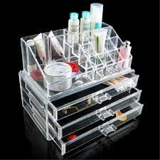 makeup box organizer. splendi makeup organizers com acrylic organizer cube box s