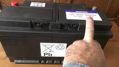 Car Battery Group Size Chart Group Size Automobile Battery Chart