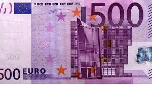 Drucken sie die vorlage auf einfachem druckerpapier aus: Euro Scheine Ausdrucken Kostenlos 500 Euro Druckvorlage Euro Scheine Originalgrosse Drucken Hier Finden Sie Kostenloses Spielgeld Zum Ausdrucken